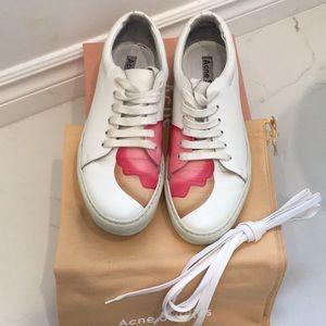 Acne Studios Donut Sneakers Size 39